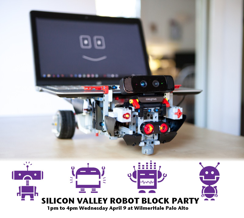 Rover at Silicon Valley Block Party
